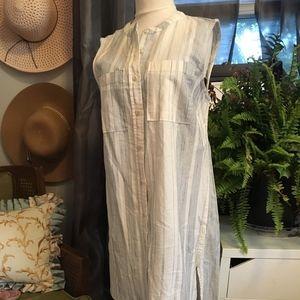 Merona Cotton Shirt Dress